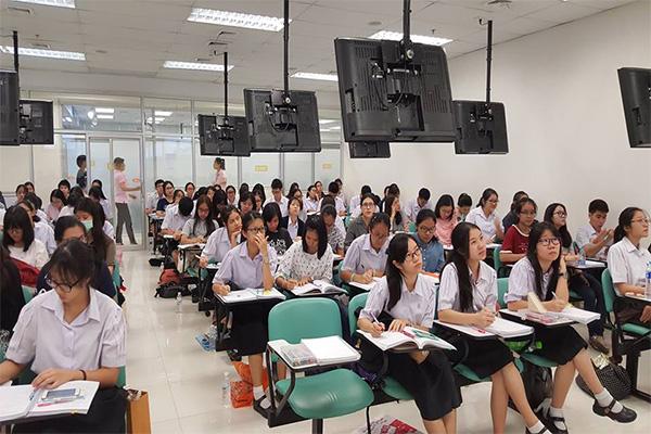 แนะนำสาถานที่เรียนพิเศษที่มีชื่อเสียงในประเทศไทยหัวข้อ